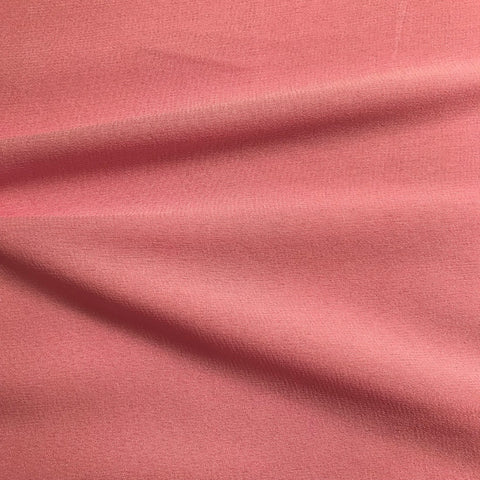 Baby Pink Plain Georgette Fabric