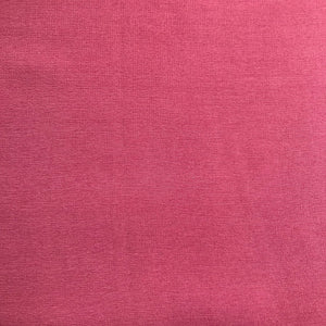 Carrot Pink Plain Georgette Fabric