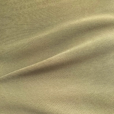 Bottle Green Plain Viscose Georgette Fabric