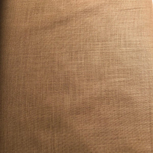 Chikoo Plain Cotton Matka Fabric