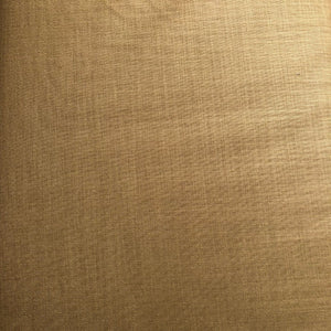 Coffee Brown Plain Cotton Matka Fabric