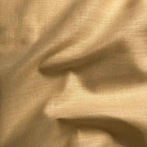 Biscuit Brown Plain Cotton Matka Fabric
