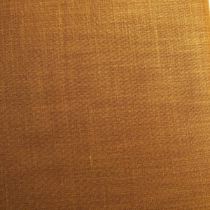 Mustered Brown Plain Cotton Matka Fabric