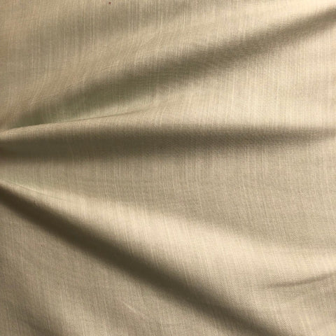 Pastel Pista Plain Satin Linen Fabric