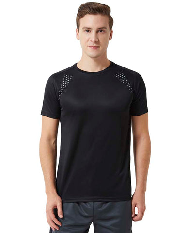 Athlete Men's Round Neck T-shirt