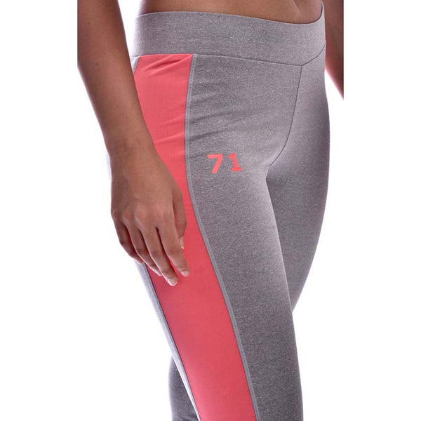 Athlete Women's Side Panelled 3/4th Tights