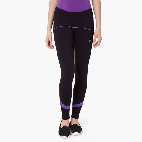 Athlete Women's Cotton Stretch Full Tights