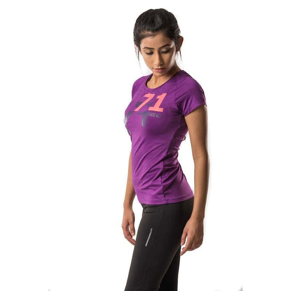 Women's Classic Hyperstretch FTNS Tee - Athlete Sportswear