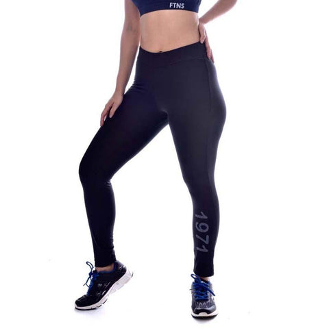 Women's Essential Full Length Tights - Athlete Sportswear