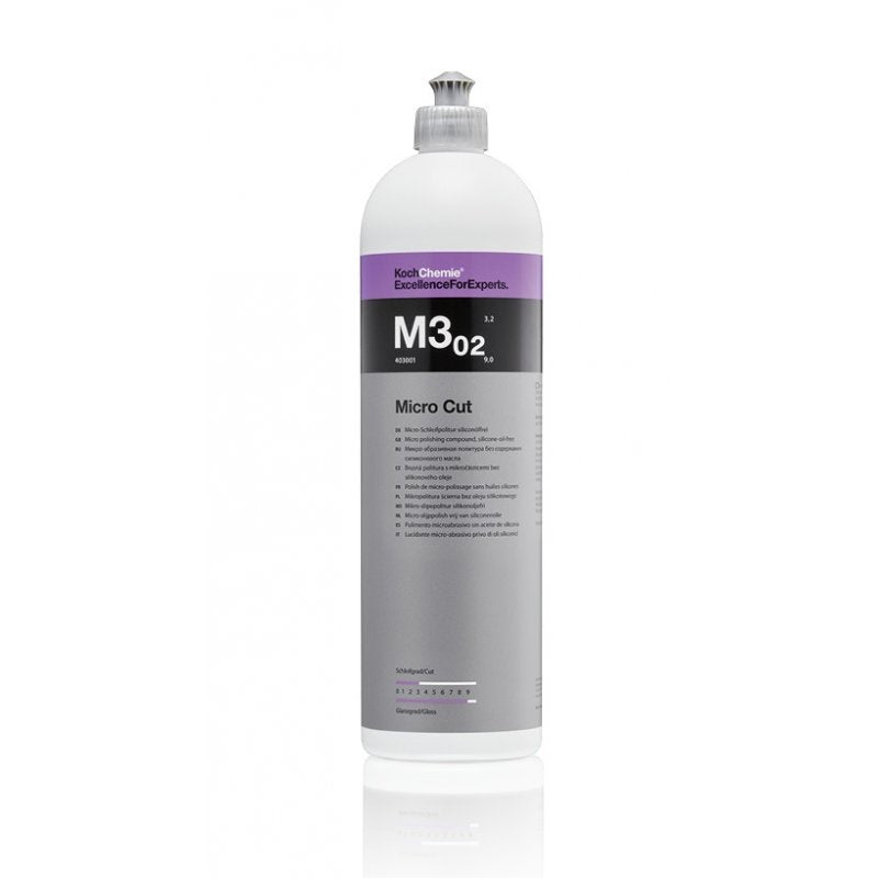 Koch Chemie M3.02 Micro Cut Anti-Hologram Finishing Polish 1000 ml