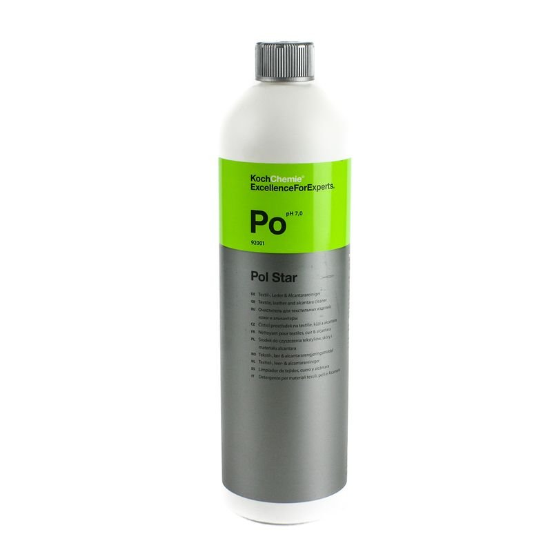 Koch Chemie Pol Star Textile, Leather and Alcantara Cleaner 1000 ml