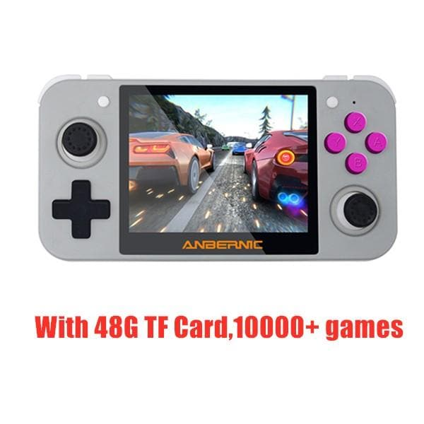 2019 New Retro Game RG350 Video Game Handheld game console
