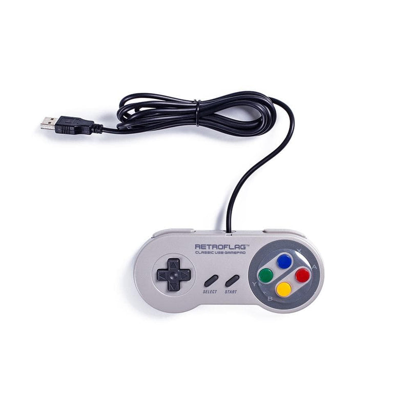 Retroflag Classic Wired USB Gaming Controller for PC Switch JPad