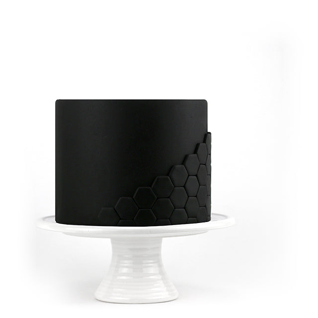 dream fondant onyx black fondant
