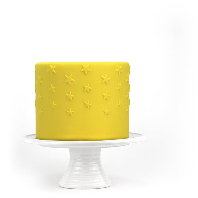 dream fondant sun kissed yellow fondant