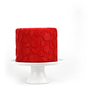 dream fondant imperial red fondant