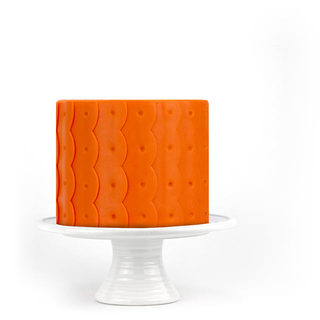 dream fondant orange rush fondant