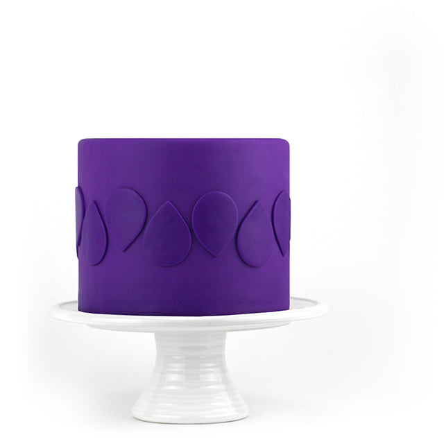 dream fondant purple passion fondant