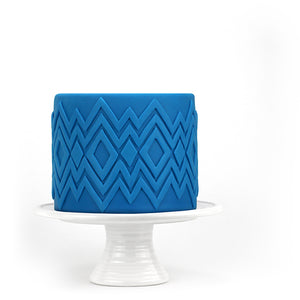 dream fondant patriotic blue fondant