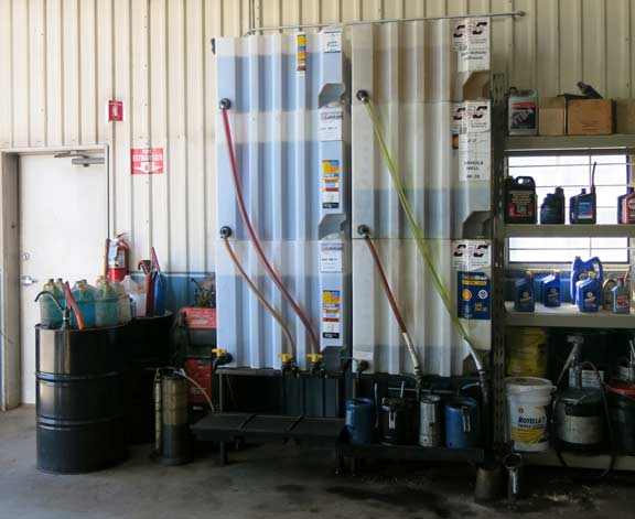 Lubricant Storage and Handling Tips