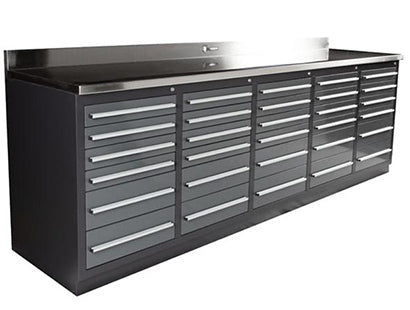 Tool WorkBench Cabinets