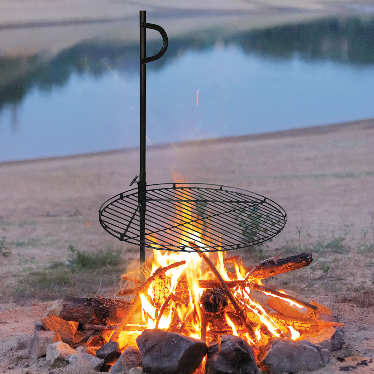 Outdoor Fire PIt and Grill Accessories