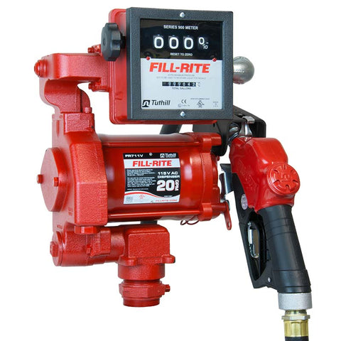 Diesel Fuel Pumps and Fuel Dispense Equipment