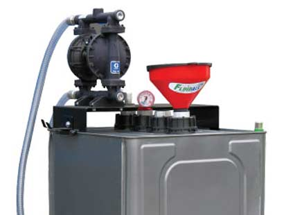 Roth Double Wall Tank Waste Oil Equipment Packages