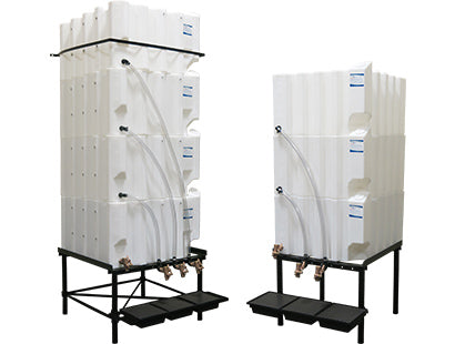 Tote-A-Lube Gravity Feed Oil Storage Tank Systems