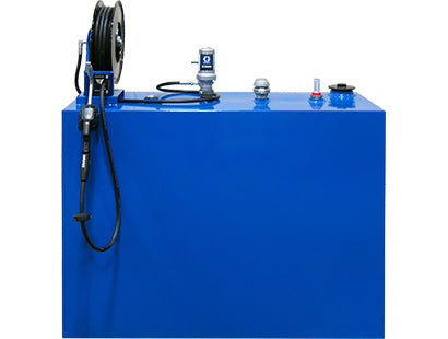 Steel Oil Tanks with Pump Packages