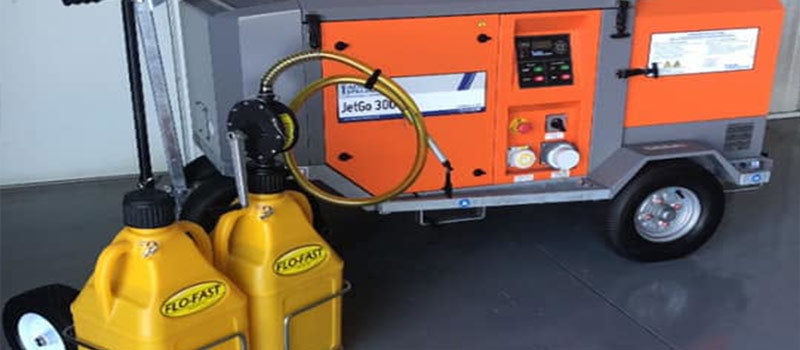 FLO-FAST Fuel Transfer for Industrial Industries