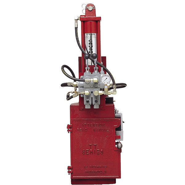 Electric Hydraulic Oil Filter Crusher - TT25 - (Tractor/Trailer/Truck)