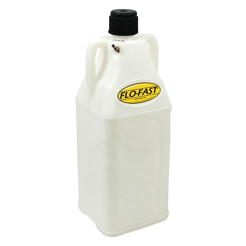 10.5 gallon fluid transfer container