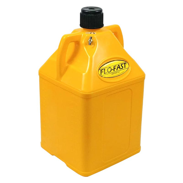 15 gallon flofast container yellow