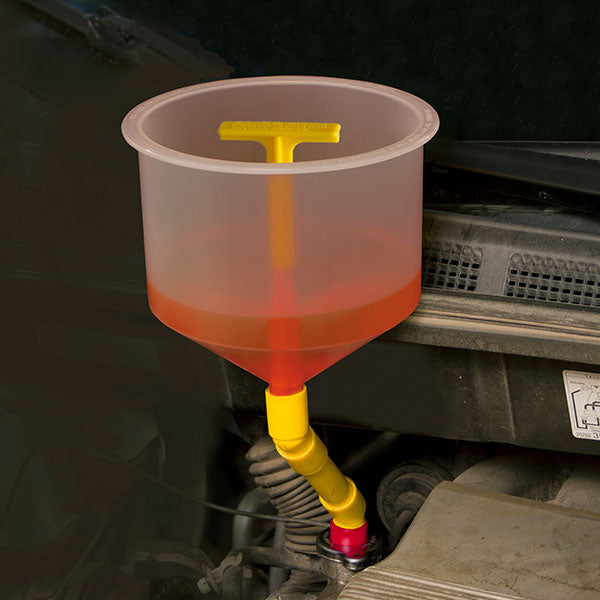 Radiator Fluid Funnel
