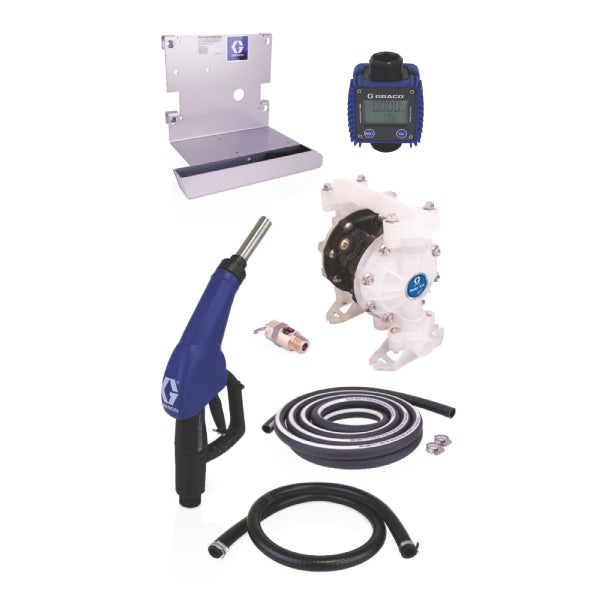 Graco DEF Standard SD Blue Pump Tote Package (Metered)
