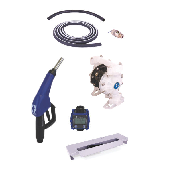 Graco DEF Standard SD Blue Pump Drum Package (Metered)