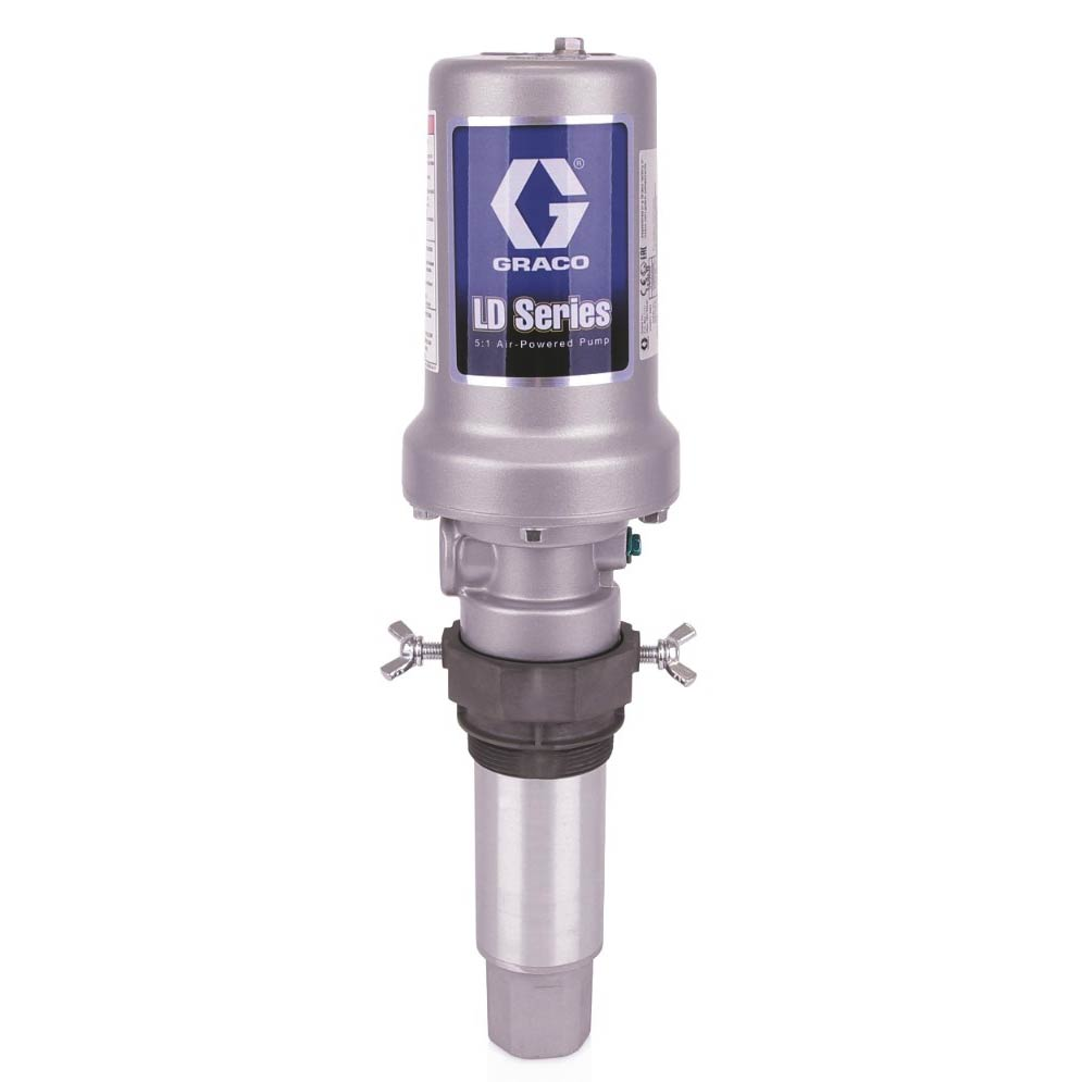 Graco 24G588 | LD Series 5:1 Universal Oil Pump with Bung Adapter - NPT
