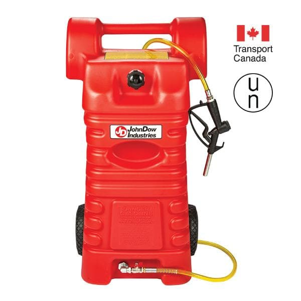 25 Gallon Portable Gas Cart