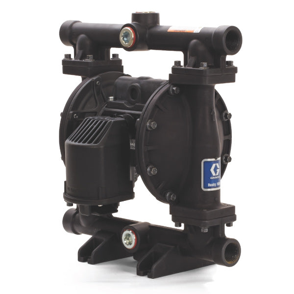 647731 Husky 1050 Series Air-Operated Double Diaphragm Transfer Pump for Oil Evacuation, Oil Transfer
