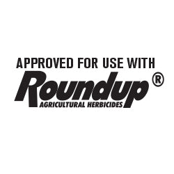Approved For Use With Round Up & Other Herbicide/Pesticide Brands