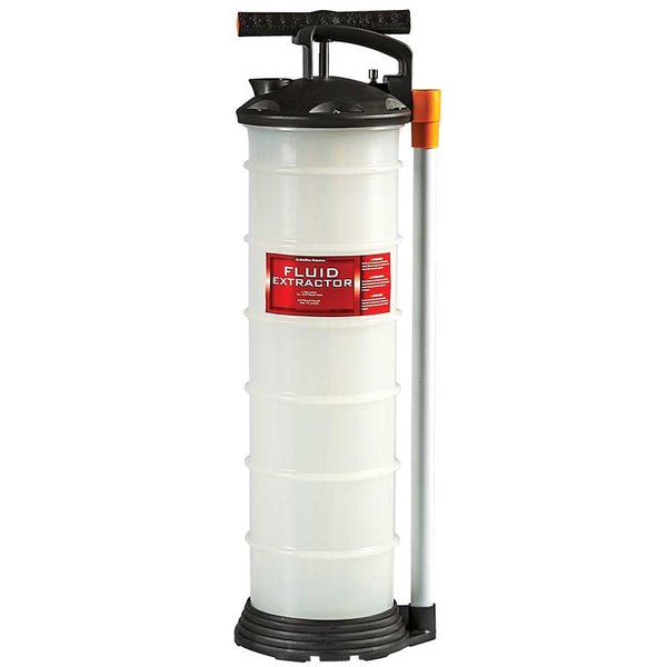 Vacuum Fluid Extractor – Manual Pump - 1.7 Gallon