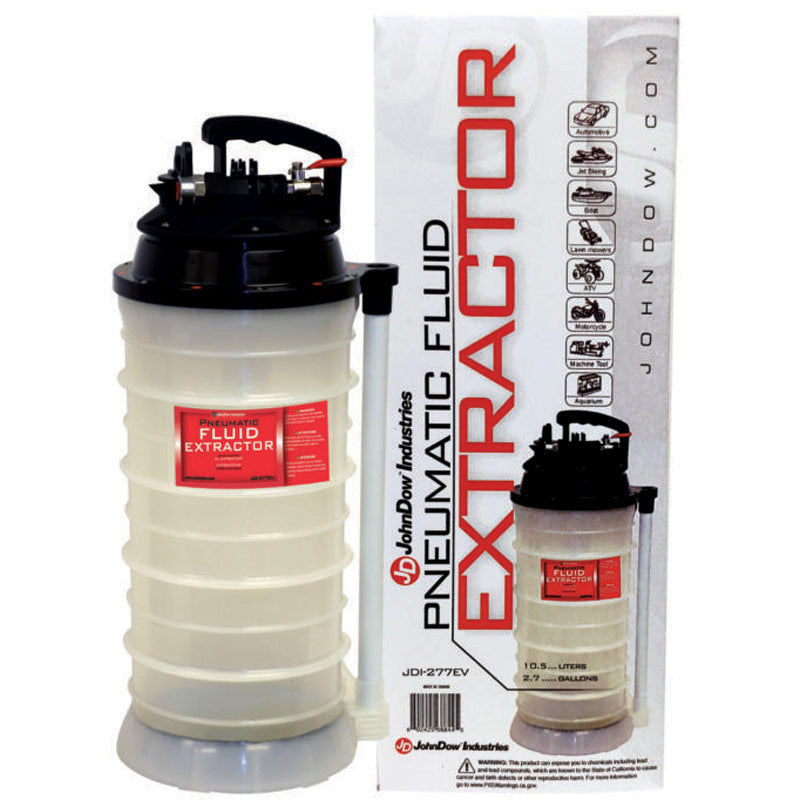 Pneumatic Vacuum Fluid Extractor