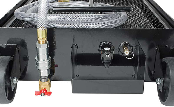 Air Evacuation Kit for JDI-LP4 17 Gallon Low Profile Oil Drain