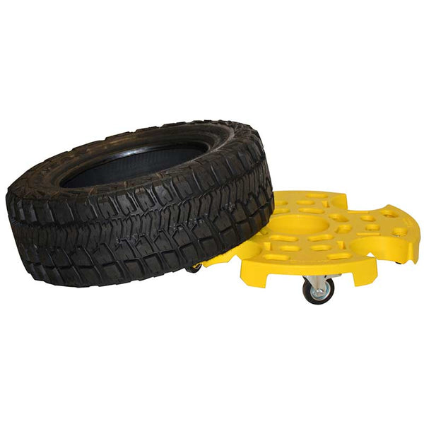 Tire Taxi, Heavy Duty