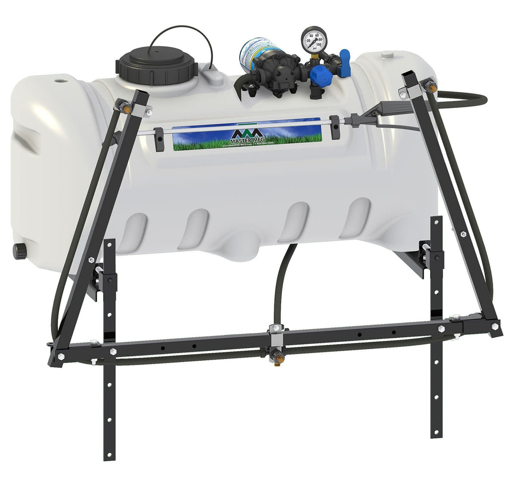 25 Gallon ATV Broadcast and Spot Sprayer