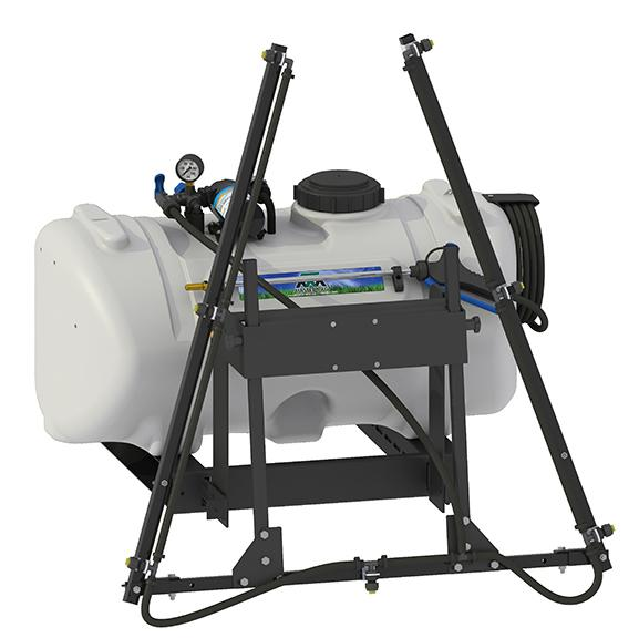 40 Gallon Deluxe UTV Broadcast and Spot Sprayer