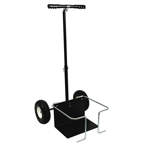 "flofast versa cart with 10"" tires"