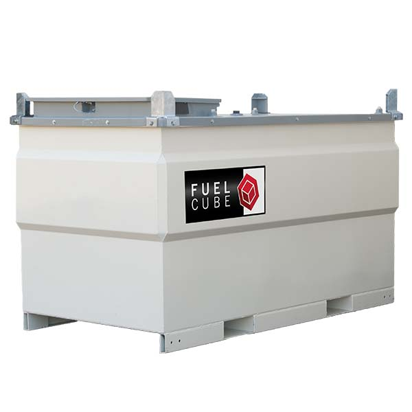 528 Gallon FuelCube Double Walled Fuel Storage Tank