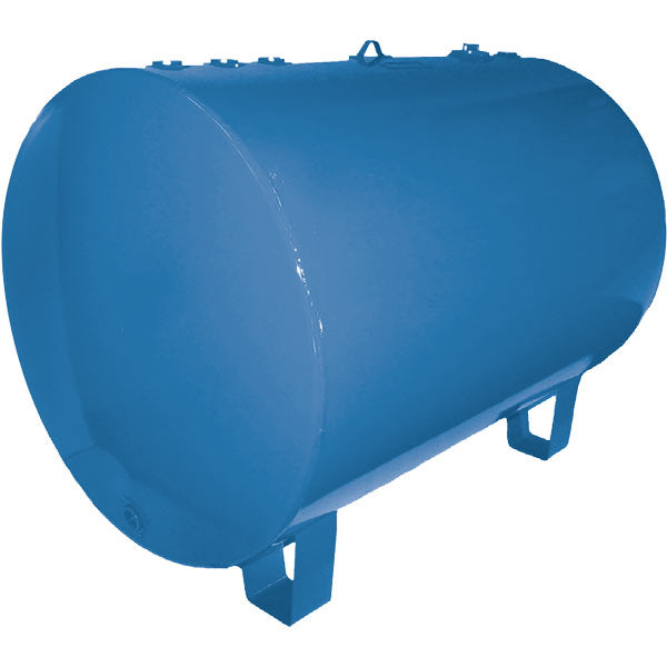 Steel Round Horizontal Tanks